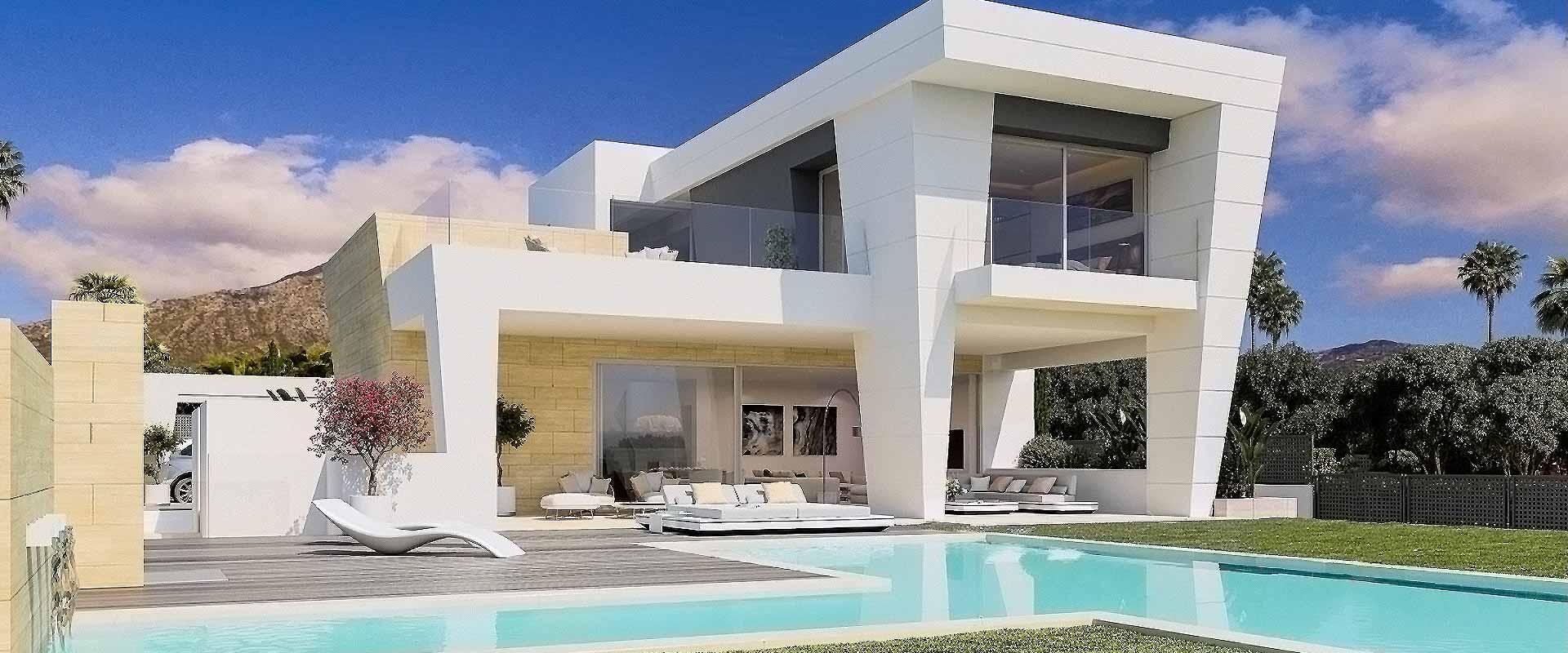 Modern New Build Villas